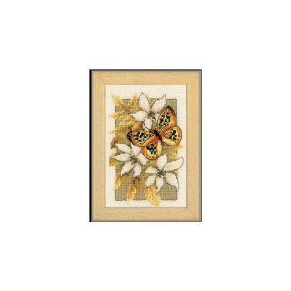 Zählmusterpackung Schmetterling 9
