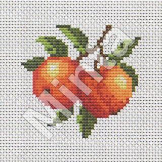 Luca- S Zählmusterpackung Äpfel