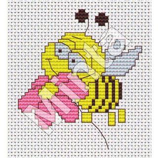 Luca- S Zählmusterpackung Biene
