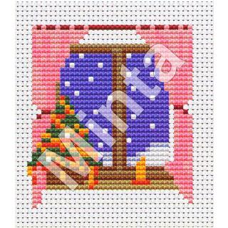 Luca- S Zählmusterpackung Weihnachtsfenster