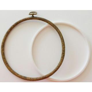 Flexi-Ring, 200 mm, Holzmaserung