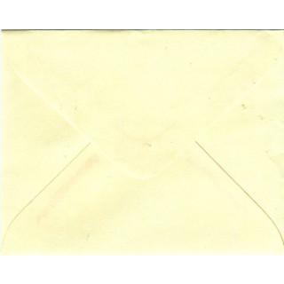 Zählkreuzstich-Grußkarte mit Umschlag Narzissen