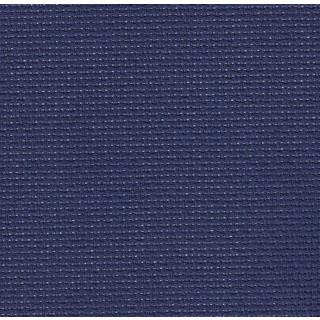 Aida-Stoffzuschnitt 80 x 80 cm, blau