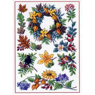 Musterbogen Herbstfreuden